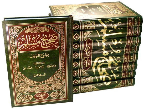 شرح صحيح الإمام مسلم